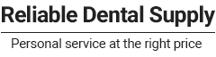 Reliable Dental Supply Logo